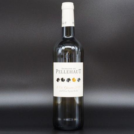 "Vin blanc demi-sec ""l'été gascon"""