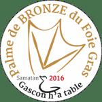 palem de bronze 2016