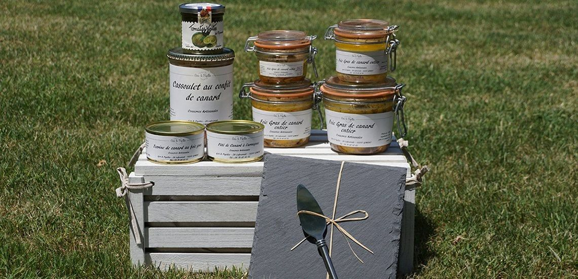 Our selection of gift boxes to offer to gourmets and lovers of authentic products